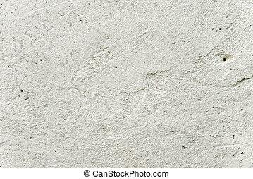 mur, hvid, tekstur