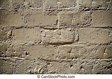 mur peint brique, -, fond