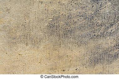 mur, peinture, résumé, ébrécher, fond