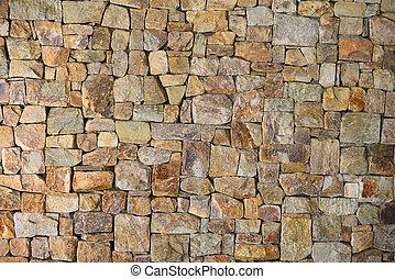 mur, pierre
