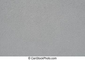 mur, plâtré, texture