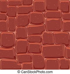 mur, résumé, pierre, fond, seamless