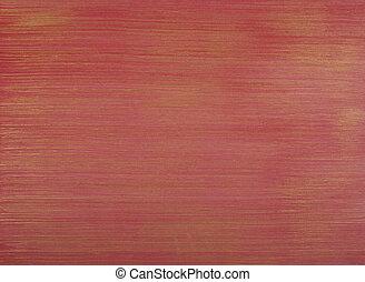 mur, rouges, texture