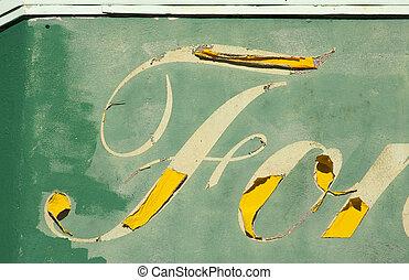 mur, type, a mûri, signe