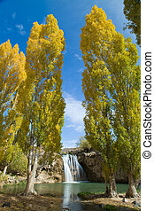 Muradiye waterfalls, Van province