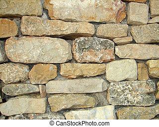 muro pietra, vecchio