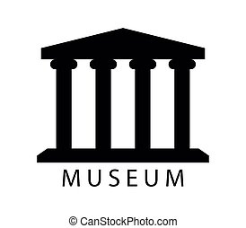 musée, icône