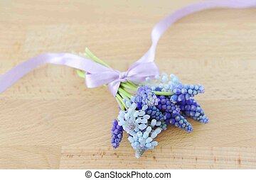 Muscari bouquet