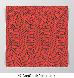 Muscle Tissue flat Design Pattern - Muscle Tissue flat...