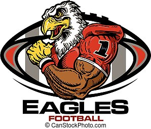 eagles football - muscular eagles football player team ...