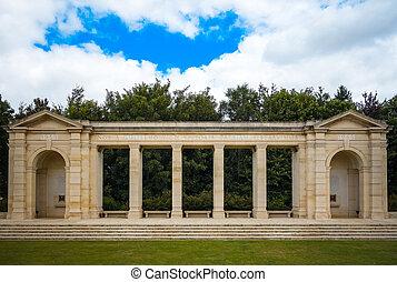 musee, 墓地, 記念, omaha, 9:, 戦争, ), ノルマンディー, アメリカ人, 2013., ...