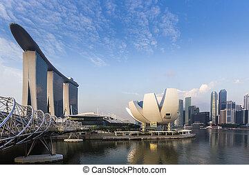 museo ciencia, punto de vista, singapur