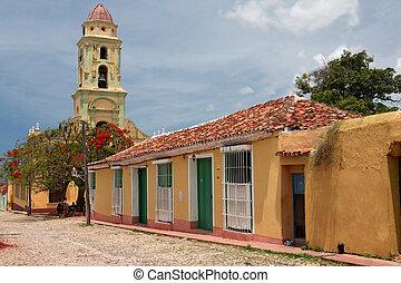 Museo Nacional de la Lucha Contra Bandidos, Trinidad