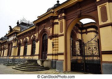 museum, moldova, chishinau, kishinev, construction, bldg,...