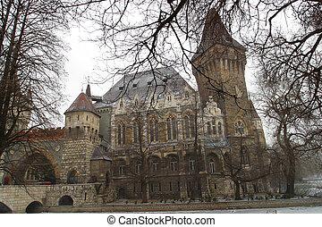 Museum of Fine Arts Budapest Hungary.