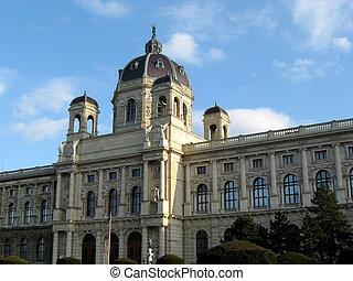 Vienna - Museum of fine arts, Vienna, Austria