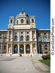 Museum of fine arts, Vienna, Austria