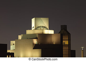 Museum of Islamic Art in Doha, Qatar