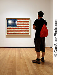 Museum of Modern Art in New York City
