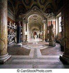 museum, vatican