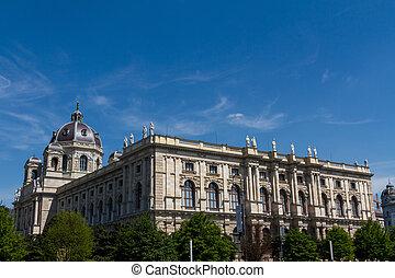 Museum, Vienna, Austria