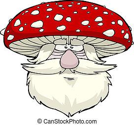Mushroom head