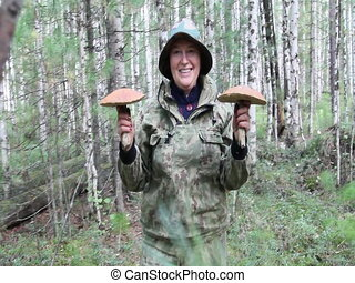 Mushroom place