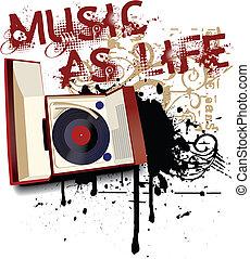 Music as Life