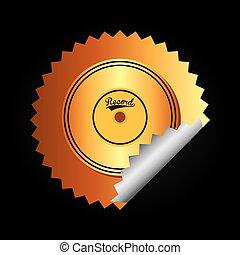 music award design