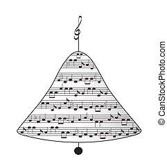 Music bell