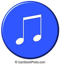 Music Button
