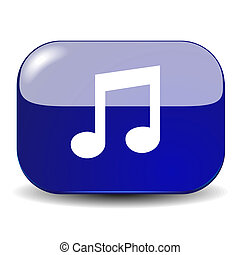 Music button