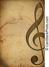 Music - clef