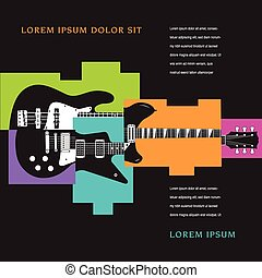 Concert Poster Layout Template