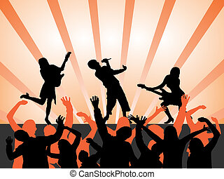 music - event