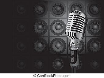 Music Event (vector) - Music Event (XXL jpeg made from...