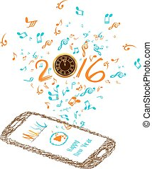 music for happy new year 2016