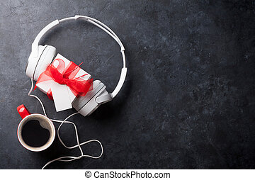 Music gift concept