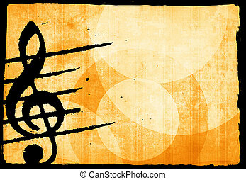 music grunge backgrounds