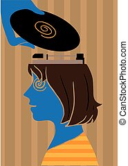 Music head.