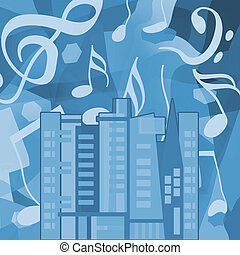 Music in the city