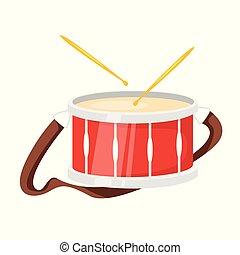 Music instrument - drum