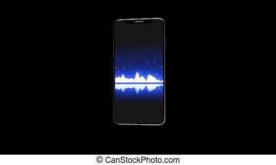 Music is always with you. Music on your phone. 10 - Music is...
