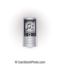 music mobile phone