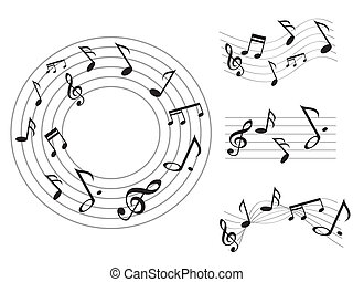 Music note - Some special music note for design