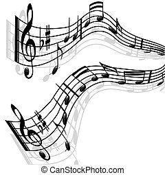 Music notes-Melody-Music-Notes-Sound-Tune