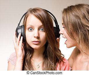 music!!, parte
