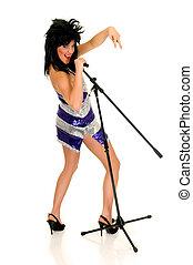 Music performer, singer