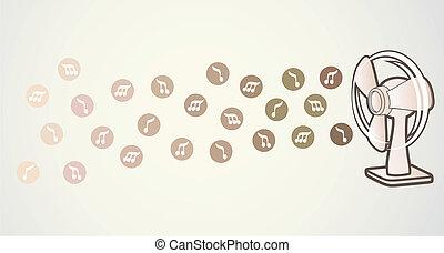 Music pieces