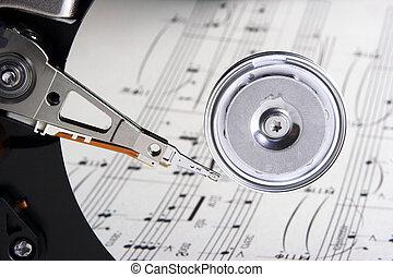 Music reflections
